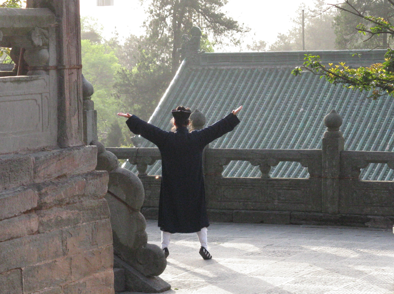 Schwimmender Drache Wirbelsäulen Qi Gong